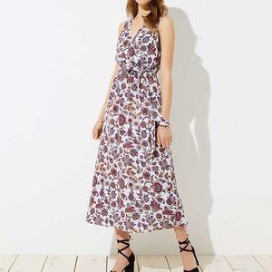 LOFT Maxi Dress, NWOT